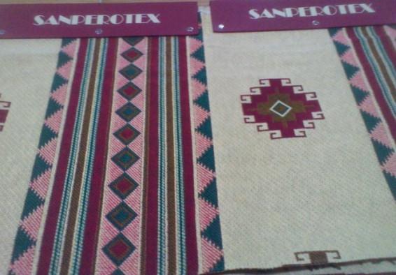 Cortinas alpujarre as sanperotex - Muestrario de telas para cortinas ...